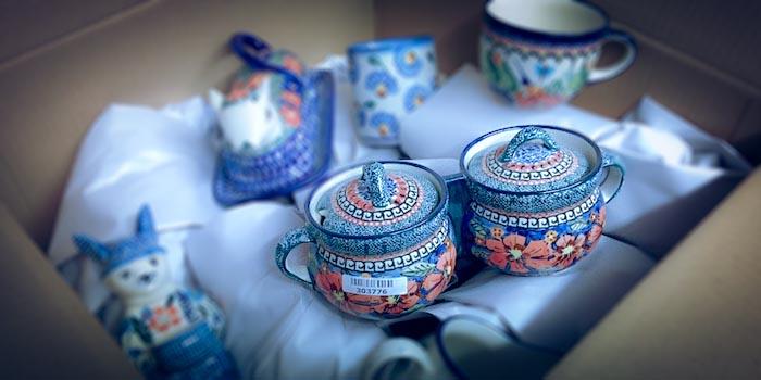 Polmedia Polish Pottery Wholesale